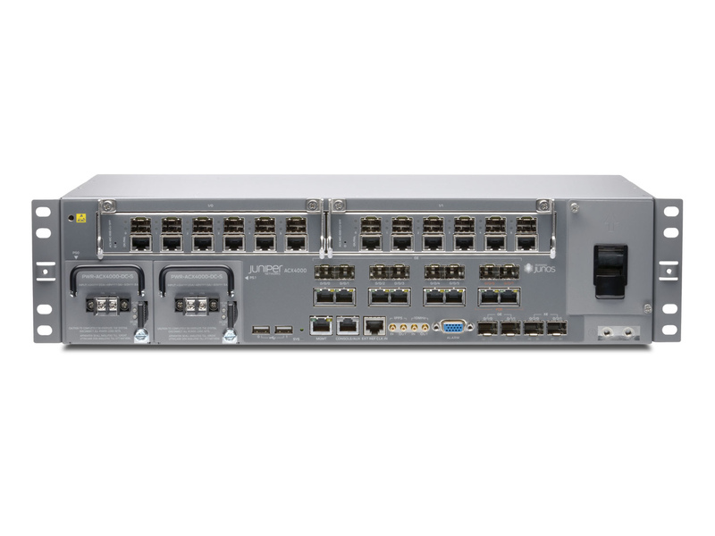 Маршрутизатор Juniper ACX4000